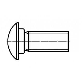 БДС 1317-2:04 Болтове за мантинели