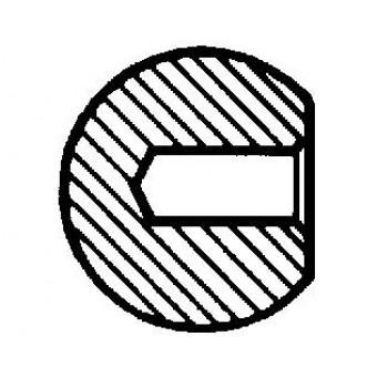 DIN 319 Сферични дръжки