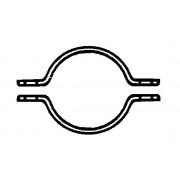 DIN 3567 Скоби за тръбопроводи
