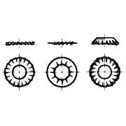 DIN 6798 Шайби осигурителни ветрилообразни, тип A, I, V
