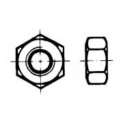 EN 14399-4:05 HV-Гайки шестостенни за стоманени конструкции
