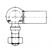 DIN 71802 Ъглово съединение