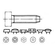 DIN 7500 Резбооформящи винтове за ISO-метрична резба
