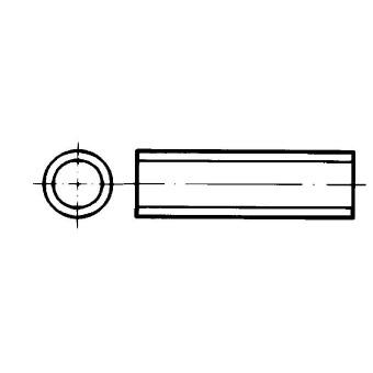 Арт.№ 88088 Муфи шестостенни и кръгли