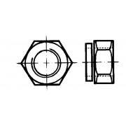 Арт.№ 88105 Гайки самозаконтрящи с полимерен пръстен THERMAG