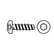 Арт.№ 88200 Самонарезни винтове за пластмаса, шлиц TORX