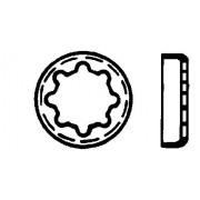 Арт.№ 88496 Шайби осигурителни DUBO