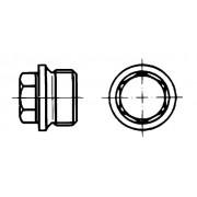 DIN 910 Винт-тапа шестостенна, цилиндрична резба